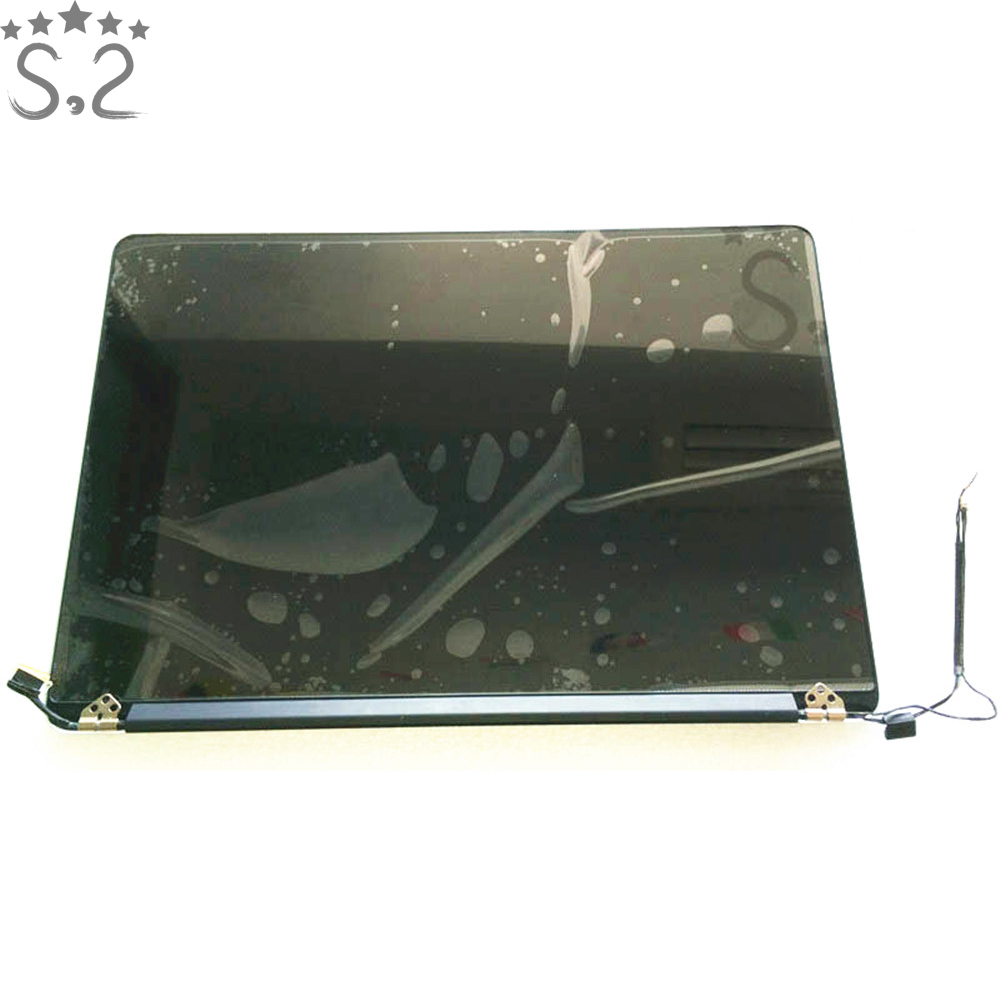 For Macbook Pro Retina 15 A1398 LCD Screen Assembly 2012 year Display 98% New 2880X1800 image