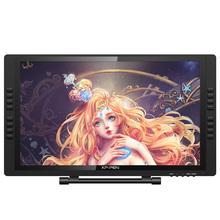 XP-Pen Artist22E FHD IPS Digital Graphics Drawing Monitor Pen Display with Shortcut keys and Adjustable Stand