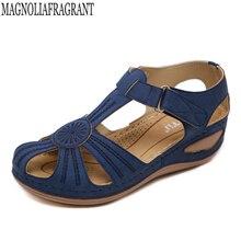 Plus Size Fashion Summer Women Sandals Female Beach Shoes