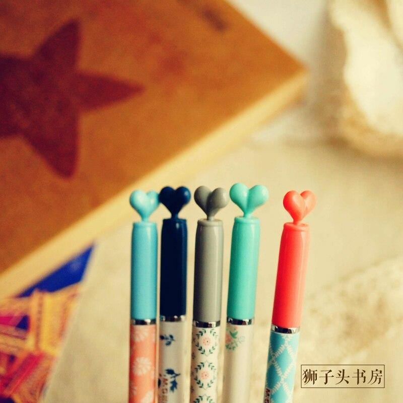 12 шт. канцелярские chenguang черный 0.5 мужская ручка гель-перо