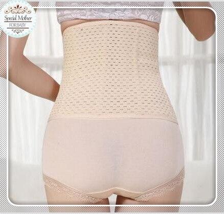 Postpartum Waist Corset Abdomen Belt Non-slip Puerperal Butt-lifting Seamless Women Shape Wear Maternity Intimate