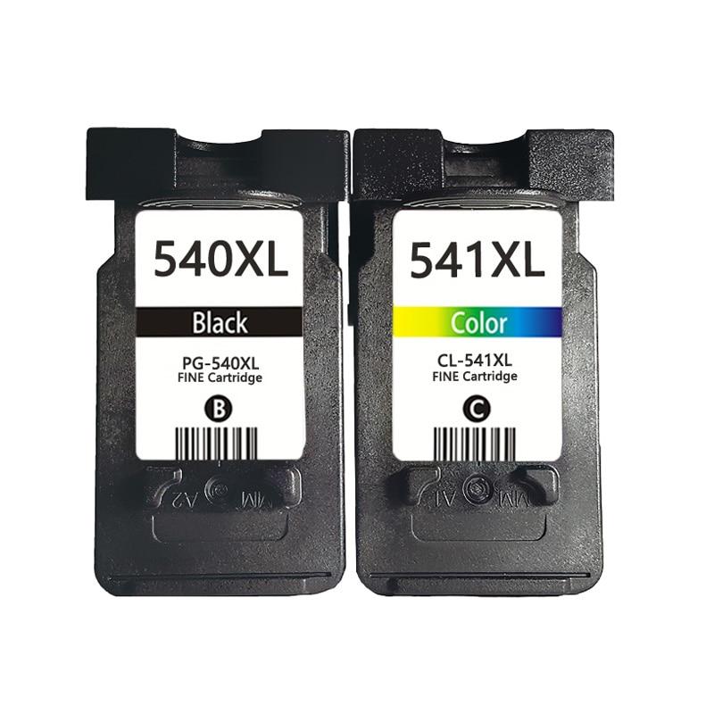 TS-PRINT Set Stampante Inchiostro Cartucce per Canon pg-540 cl-541 XL PIXMA mx-535
