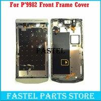 Für BlackBerry Porsche Design P'9982 P9982 9982 Original Handy Front Mittleren Frame LCD Display Rahmen Gehäuse Abdeckung fall