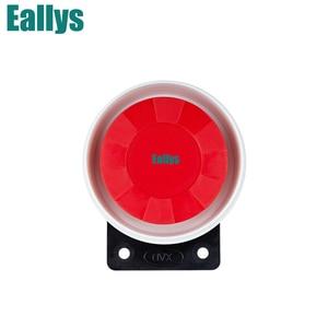 Image 4 - Gratis verzending GSM Alarmsysteem Voor Home security Systeem met Bedrade PIR/Deur sensor Enkele Antenne inbraakalarm