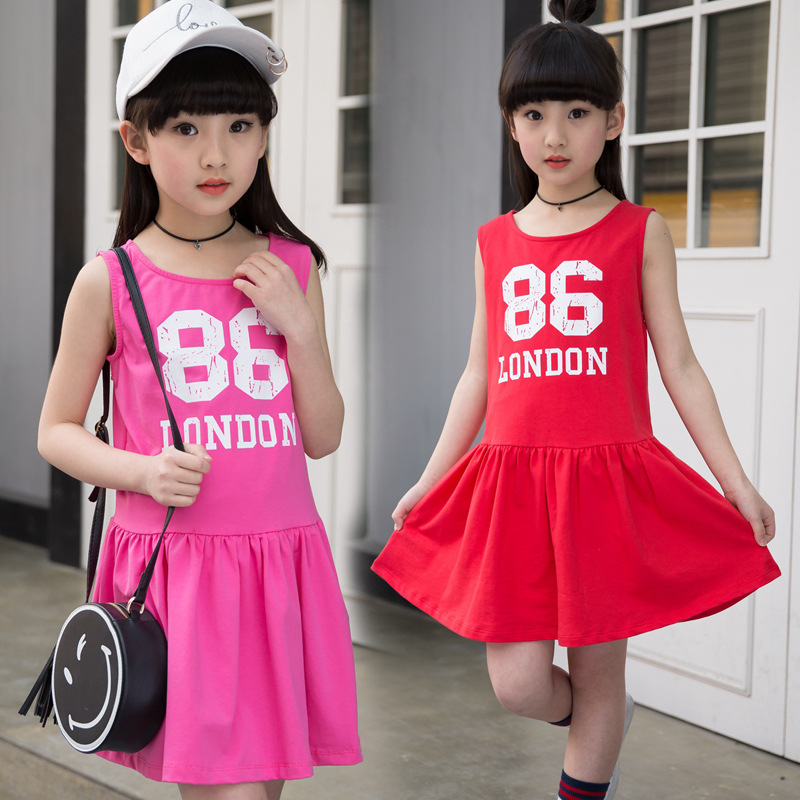 Robe Fille Enfant Toddler Girl Dresses Summer 2017 Brand New Kids Dress Princess Party Dress Girls Clothes 10 11 12 13 14 Years  girls party dresses silk chiffon 2017 brand toddler dress princess costume for kids clothes flower robe enfant children dress