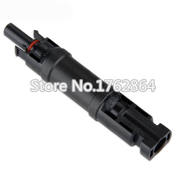 online buy whole pv mc4 fuse connector from pv mc4 fuse 5 sets lot mc4 amorphous solar panel connector diode 15a fuse