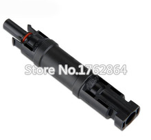5 Sets/lot MC4 Amorphous solar panel connector with diode 15A(Fuse),Male and Female Plug,Waterproof connectors,PV connector цена и фото