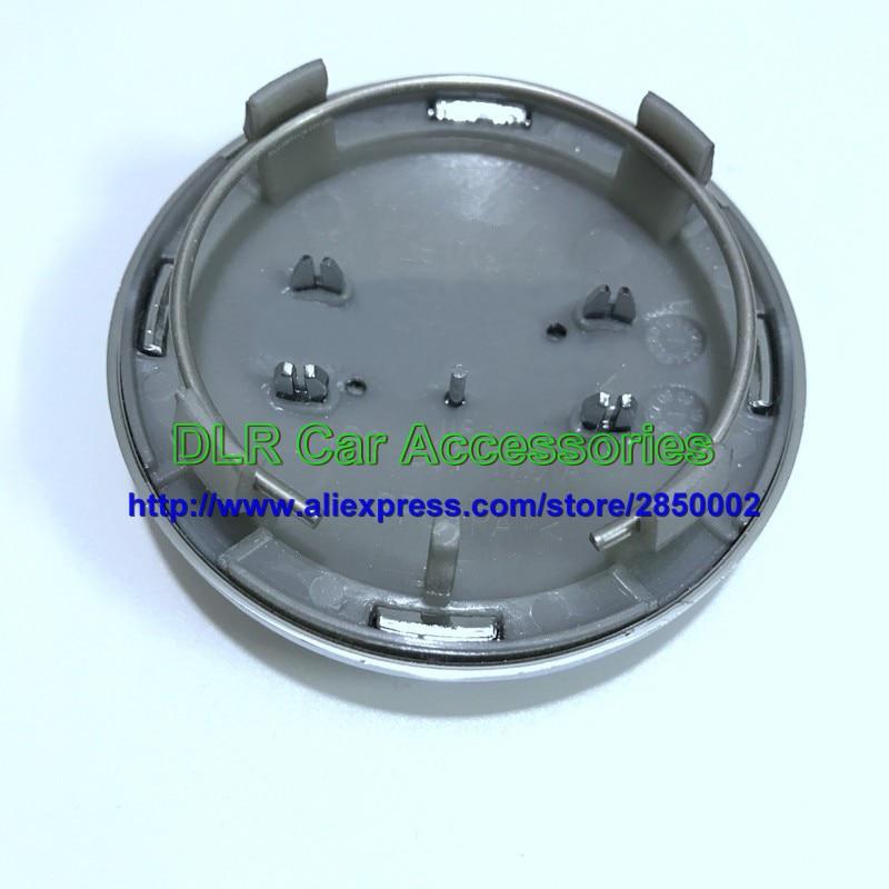 4x68mm HRE Performance Car Wheel Center Rim Hub Cap fit Audi Benz Buick GMC Ford