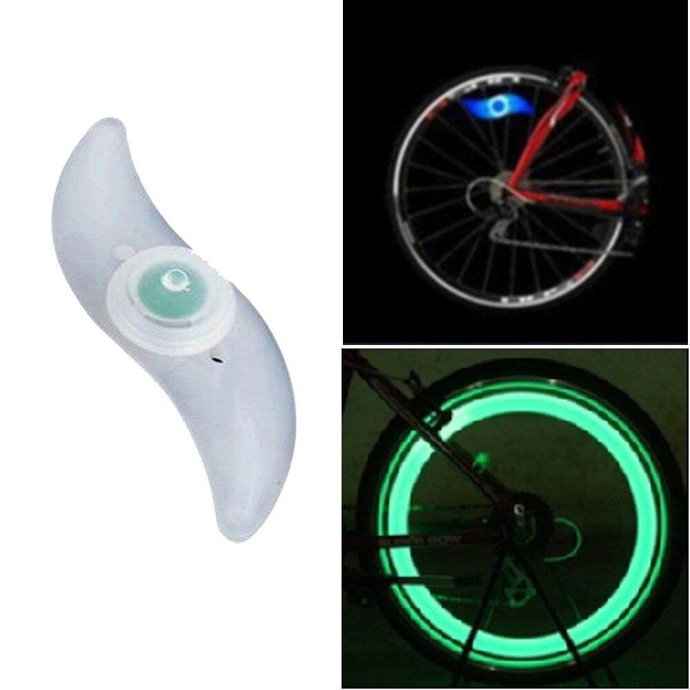 3 Mode Bike Bicycle Cycling Spoke Wire Tire Tyre Wheel LED Flash Light Lamp