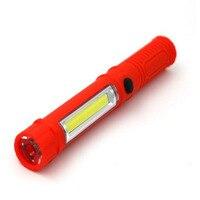 LED COB פנס עט Multifunction10W LED לפיד אור cob ידית עבודת פנס עבודת יד לפיד פנס עם תחתון מגנט-בפנסים ולפידים מתוך פנסים ותאורה באתר