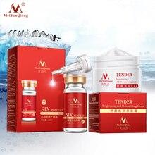 Six Peptides Essence Face Care+Brightenin Moisturizing Cream