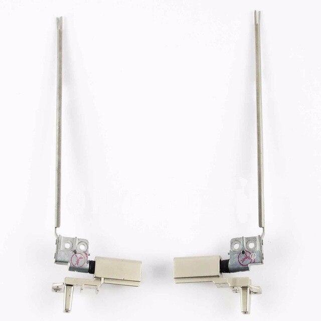 GZEELE Nuovo per Lenovo thinkpad T430 t430i Cerniera kit 04W6863 04W6864 0B41075 left & right asse dello schermo DEL COMPUTER PORTATILE set LCD CERNIERE