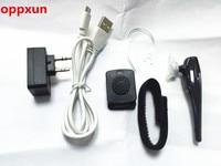 OPPXUN Walkie Talkie PTT Auricular Micphone Bluetooth V3.0 Auricular Para Baofeng for kenwood Walkie Talkie Auricular Bluetooth