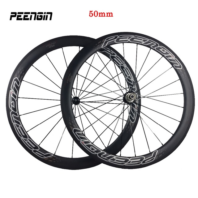 700C 38/50/60/88mm deep 23/25mm Clincher/Tubular/tubeless Carbon rims NOVATEC/POWERWAY hub bike wheelset carbon bicycle wheels