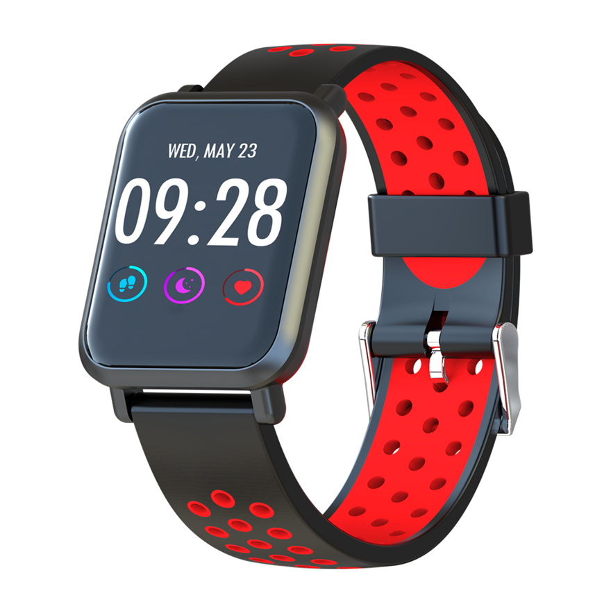 SN60 plus Color Smart band IP68 Waterpoof Blood Pressure Oxygen Monitor Fitness Bracelet Heart rate Tracker For Iphone android