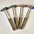 Multifunctional Neurological Hammer Percussor Diagnostic Reflex Percussion Hammer