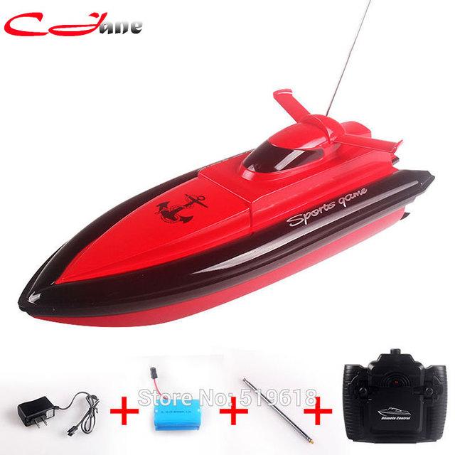 Envío libre de nivel de entrada kainisi rc boat dual motor motor 800 clippers juguete lancha agua toys