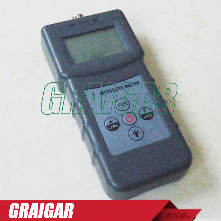 PMS710 Handheld Digital Soil Moisture Meter Measuring Range :0-50% With 4 Digital LCD  цены