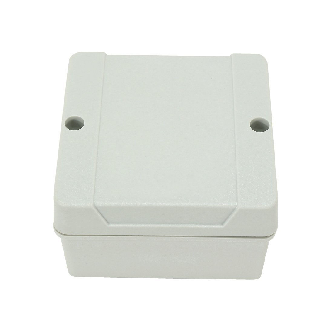 Işıklar ve Aydınlatma'ten Konnektörler'de 3.9 inç x 3.9 inç x 2.4 inç (98mm x 98mm _ _ _ _ _ _ _ _ _ _ _ _ _ _ _ _ _ _ _ _ mm) ABS alev geciktirici toz geçirmez IP66 bağlantı kutusu evrensel proje muhafazası title=
