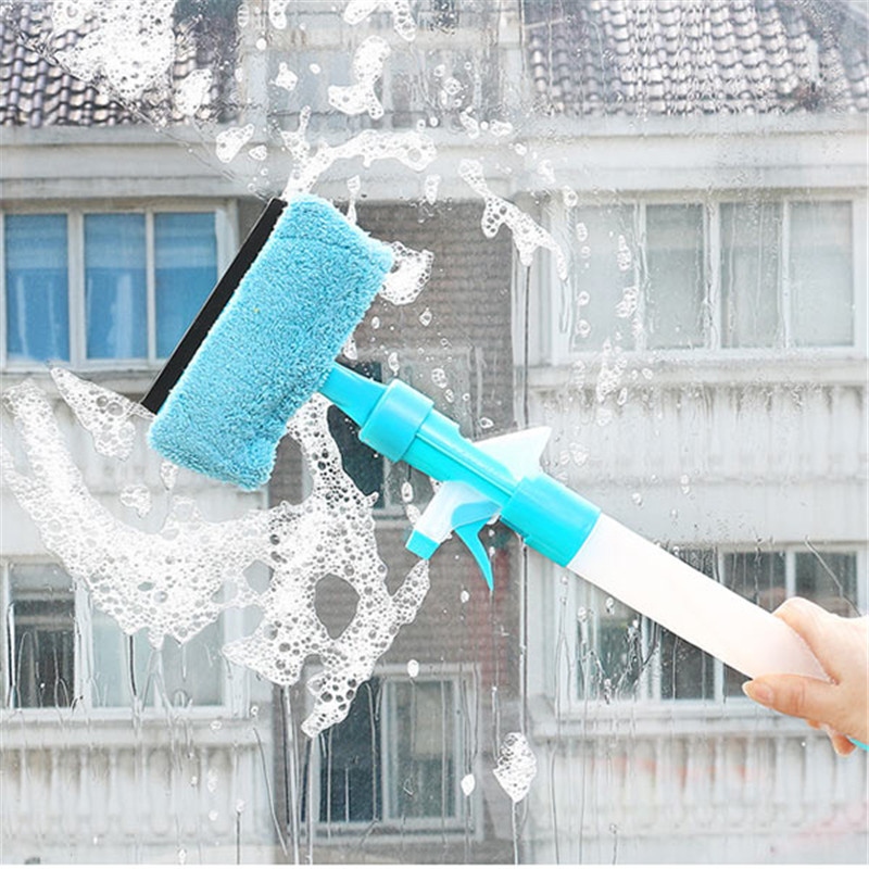 Magnetic Multifunction Spray Type Brushes Cleaning Airbrush Glass Wiper Window Brush Cleaner Car Window Wizard Washing Tool