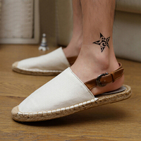2016 New Arrival Summer Hot Selling New Style Men Slippers Casual Fashion Cool Slipper XMT068