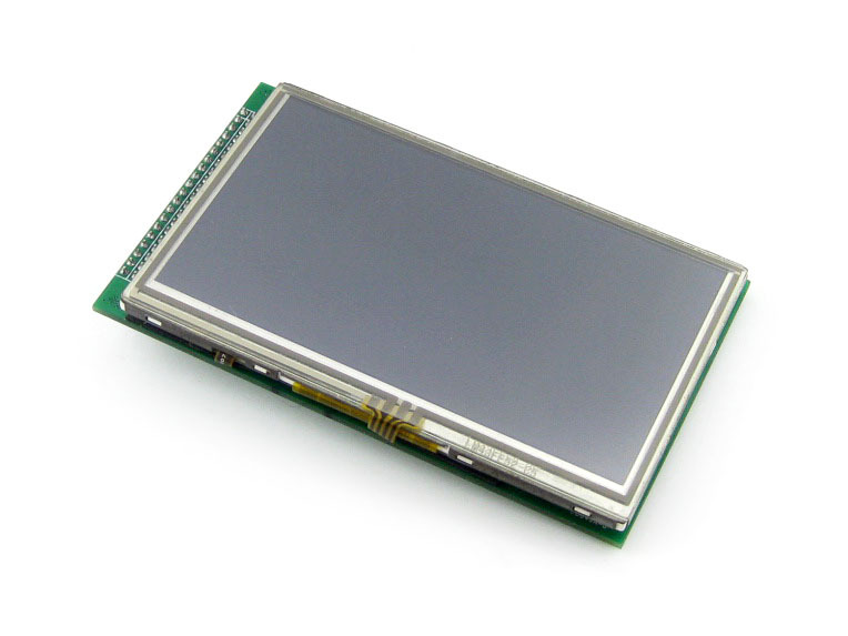 Modules 4.3inch 480x272 Touch LCD (B) 4.3'' LCM TFT Display Touch Screen Graphic LCD Display Module