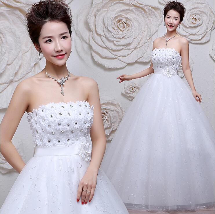 Wedding Gown Bra: 2017 New Spring Wedding Bride Wedding Dress Bra Slim Qi