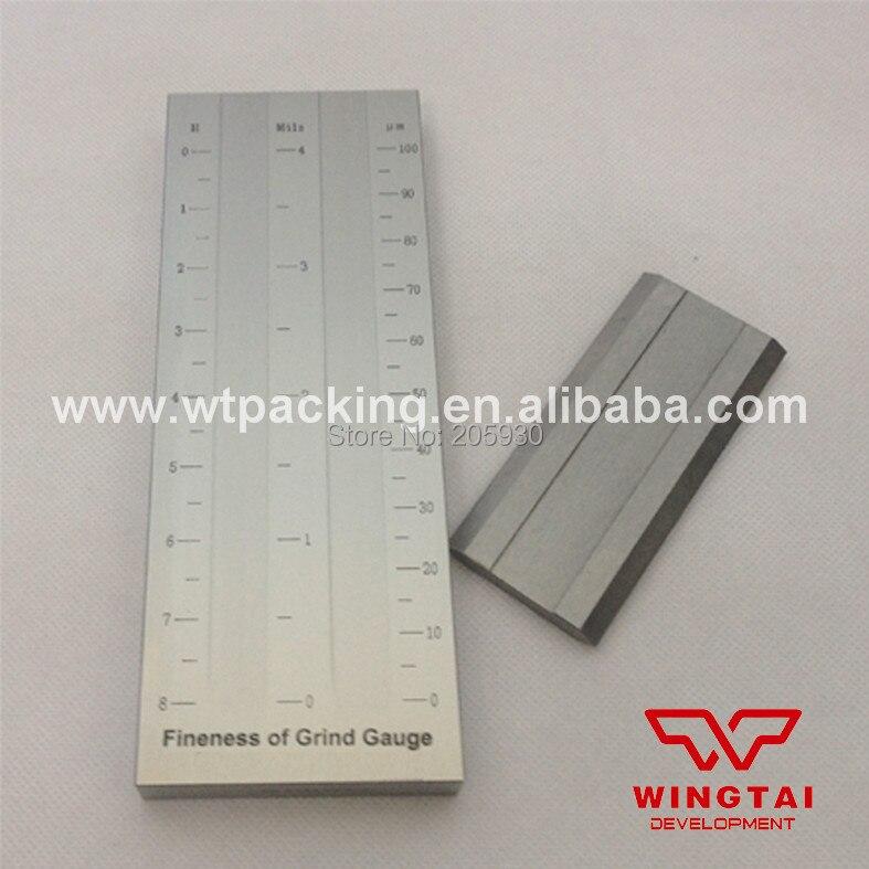 (0 100um) 5um Division значение нержавеющей стали двойной паз тонкость Измельчить датчик BGD242/3