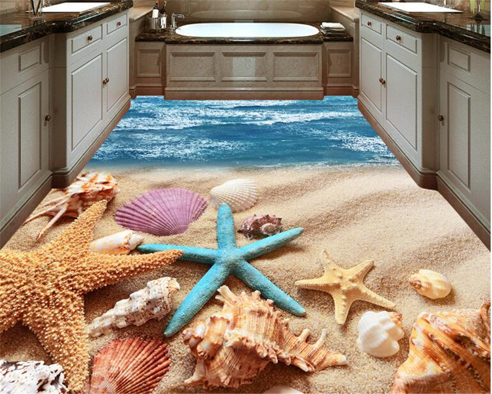 Download Wallpaper High Quality Aesthetic - beibehang-High-quality-fashion-aesthetic-decorative-painting-outdoor-wallpaper-beach-shell-3D-floor-tiles-tapety-3d  Gallery_742989.jpg