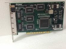 Original d link dfe 580tx 4 port server network card