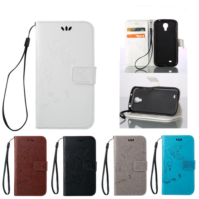 Case for Samsung Galaxy S4 S 4 i9500 i9502 Duos i9505 Flip Leather Phone Case i337 SGH-I337M GT-i9500 GT-i9505 GT-i9502 GT-i9506