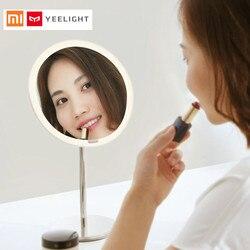 Xiaomi Yeelight YLGJ01YL светодио дный портативное светодиодное зеркало для макияжа для украшения стола светодио дный LED освещенное зеркало для макия...
