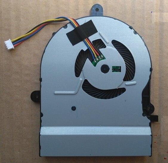 New laptop cpu cooling fan For ASUS K501LX K501UX A501L V505L K501LB5200 K501L