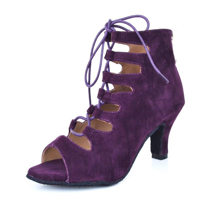 d91a1efb Cheap Zapatos de baile latino de baile Tango Salsa para mujer profesionales  2,36 tacones
