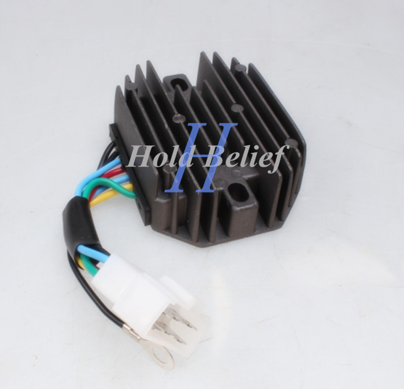 12V Voltage Regulator for Kubota Tractor B2410HSD B2410HSDB 2410HSE B2710HSD