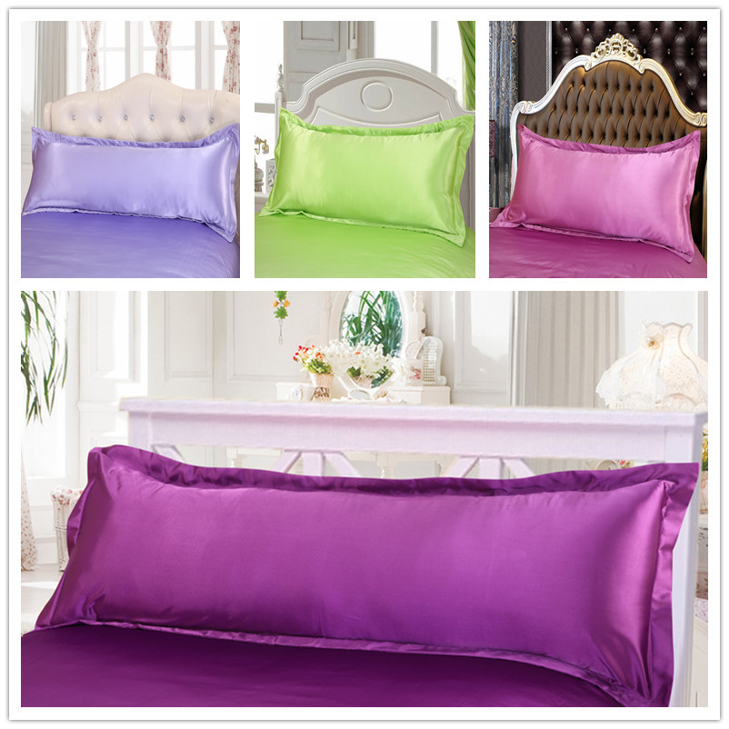 Home Textile Pillow Case 100% Silk Pillowcovers