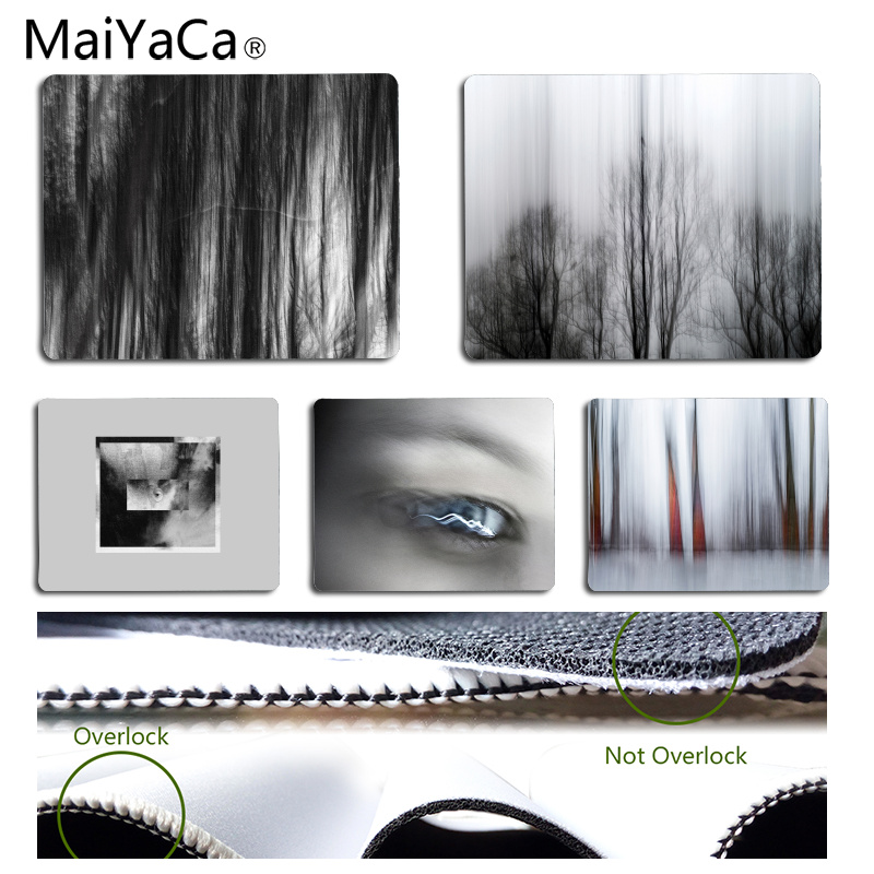 MaiYaCa High Quality Modern art Customized laptop Gaming mouse pad Size for 180*220*2mm and 250*290*2mm Mousepad