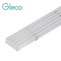 Wholesale 10PCS 50CM Ultra thin 24V LED Bar Light Seamless Connecting LED Strip Light Under Kitchen Cabinet Light