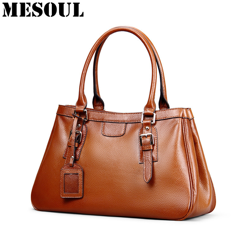 New Business Office Handbags Women Bags Vintage Genuine Leather Shoulder Bags Ladies High Quality Classic Brand Saffiano BagNew Business Office Handbags Women Bags Vintage Genuine Leather Shoulder Bags Ladies High Quality Classic Brand Saffiano Bag
