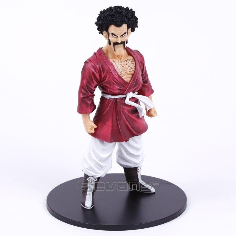 Dragon Ball Z Hercule Mark PVC Figure Collectible Model Toy 20cm  цена и фото