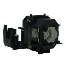 ELPLP36/V13H010L36 Lampe De Projecteur De Rechange Avec Logement Pour EPSON EMP-S4/EMP-S42/POWERLITE S4