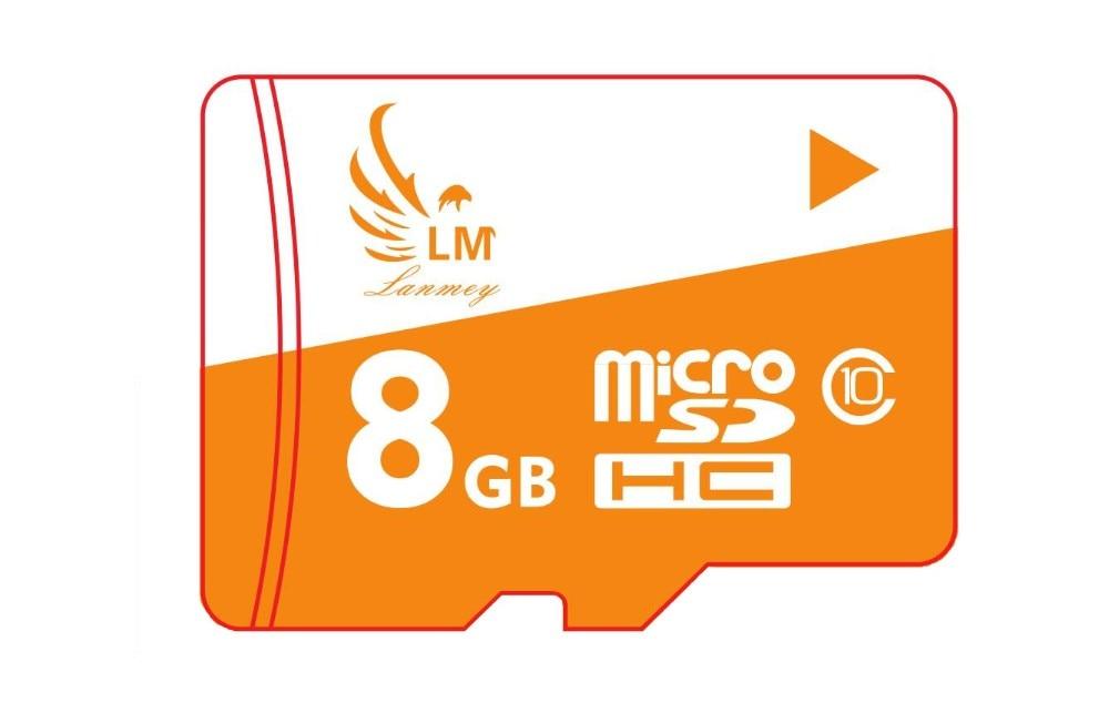 Lanmey Brand Micro SD font b Card b font 8GB Class10 Memory TF Flash font b