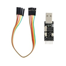 Hot New CH340G Serial Converter USB 2.0 To TTL 6PIN Module for PRO mini Instead of CP2104 CP2102 PL-2303HX support 5v/3.3v(China (Mainland))