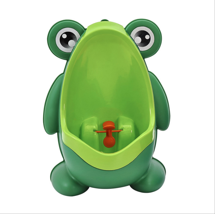 Brand New Baby Boy Potty Toilet Training Frog Children Stand Vertical Urinal Boys Penico Pee Infant Toddler Wall-Mounted Urinals
