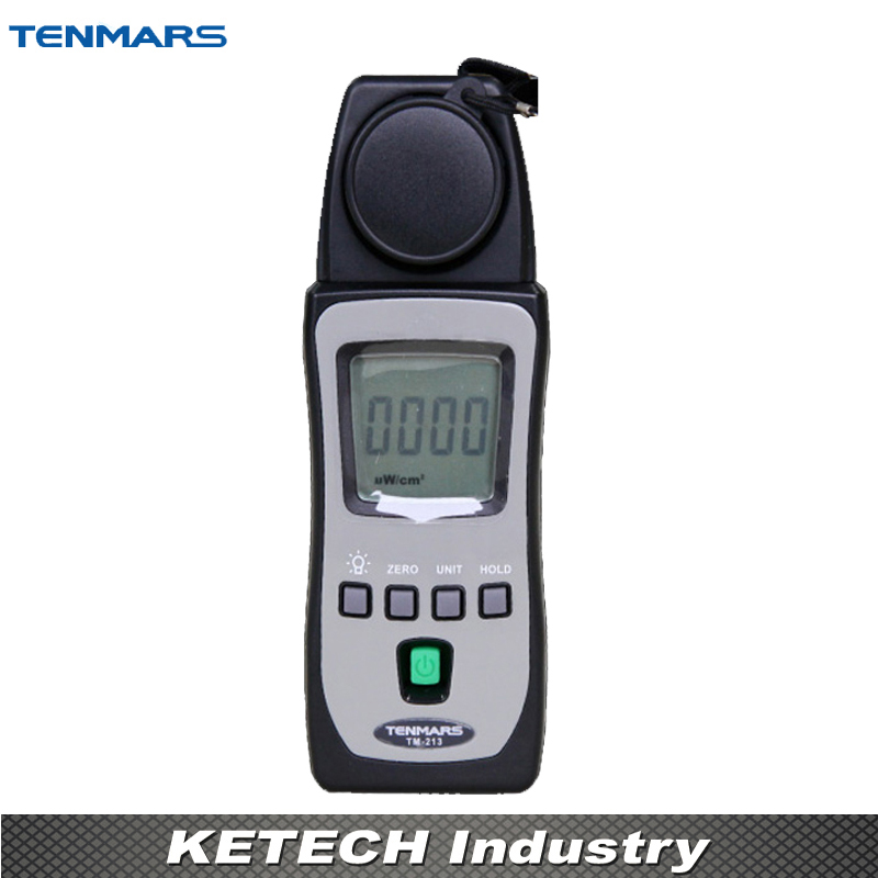 цены на Portable Pocket Size UVAB Light Meter TENMARS TM-213 в интернет-магазинах