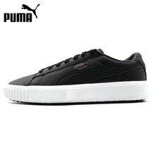 Original New Arrival PUMA Breaker Leather Unisex Skateboarding Shoes