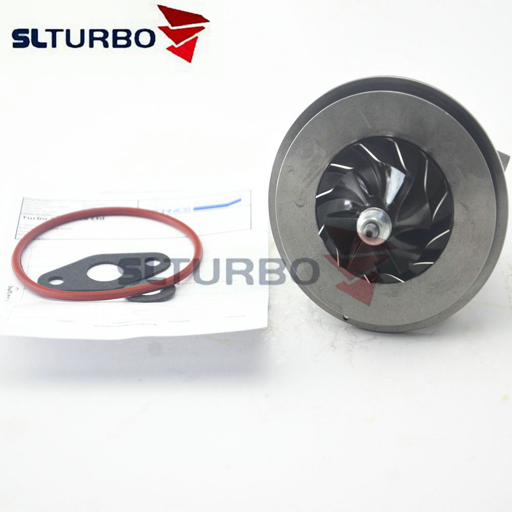 NEW Turbocharger Core CHRA 49135-06015 For Ford Transit V 2.4 TDCi 66 Kw 90 HP Puma - Turbine YC1Q6K682BD Replacement Cartridge