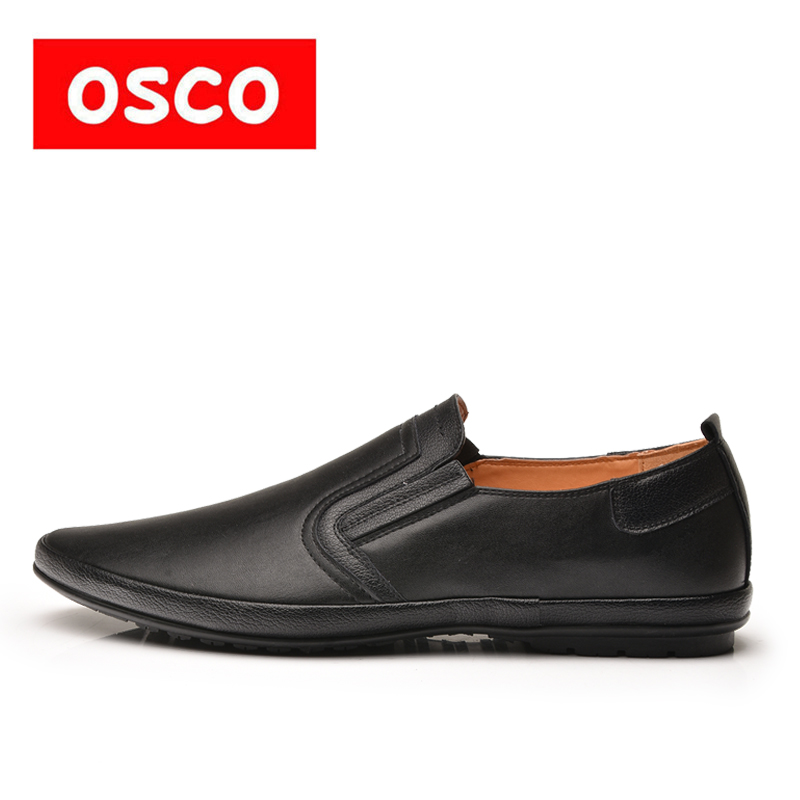 OSCO ALL SEASON New Men Shoes Fashion Men Casual Breathable loafers and drivers Shoes #RU0025 all new x men volume 6