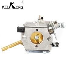 Kelkong carburador para stihl fs160 fs220 fs280 fr220 trimmer weedeater escova cortador substituir zama C15 51 C1S S3D walbro WT 223