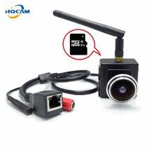 HQCAM 720P TF SD Card Cam wireless wifi P2P Mini IP Camera wi-fi Indoor webcamera External microphone wide Angle 160 degree